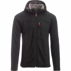 Stoic Hybrid Fleece Hooded Jacket
