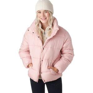 Stoic Short Puffer Jacket - Women's thumbnail