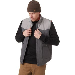Stoic Mix Media Vest - Men's