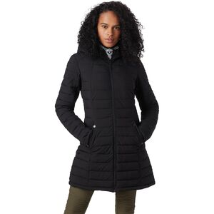Deals on Stoic Erie Stretch Insulated Parka for Womens
