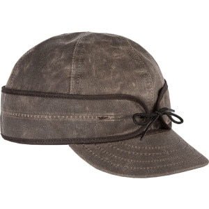 Stormy Kromer Mercantile Waxed Cotton Cap