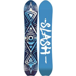 Slash Narwal Straight Snowboard