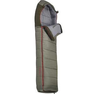 Slumberjack Borderland Sleeping Bag: -20 Degree Synthetic