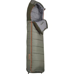 Slumberjack Borderland Sleeping Bag: 0 Degree Synthetic