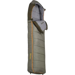 Slumberjack Borderland Sleeping Bag: 20 Degree Synthetic