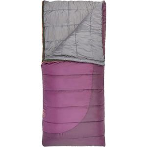 Slumberjack Jenny 0 Sleeping Bag: 0 Degree Synthetic