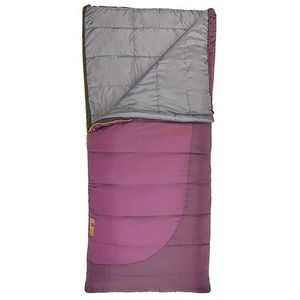 Slumberjack Jenny 20 Sleeping Bag: 20 Degree Synthetic
