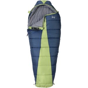 Slumberjack Latitude 20 Sleeping Bag: 20 Degree Synthetic - Women's