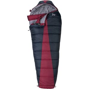 Slumberjack Latitude 0 Sleeping Bag: 0 Degree Synthetic
