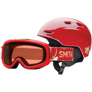 Smith Zoom Jr. Helmet/Sidekick Goggle Combo - Kids'