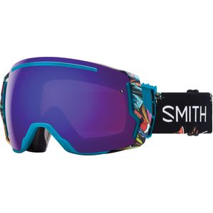 Smith Asia Fit I/O 7 Goggles with Bonus Lens - Men's