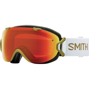 Smith Asia Fit I/OS Goggles with Bonus Lens