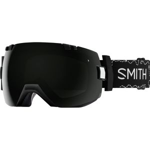Smith Asian Fit I/O X Goggles with Bonus Lens - Men's