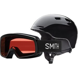 Smith Zoom Jr Helmet/Rascal Goggle Combo