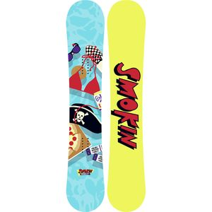 Smokin Hooligan Snowboard - Wide
