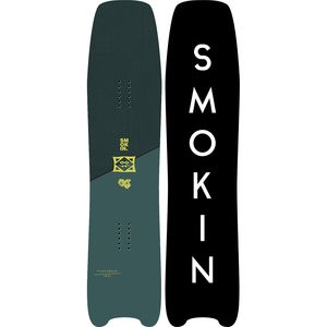 Smokin Pillow Monster Snowboard - Men's