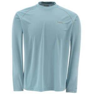 Simms Solarflex Solid Crew - Men's Top Reviews