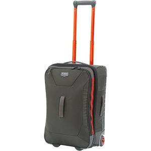 Simms Bounty Hunter Carry-On Roller Bag - 2746cu in