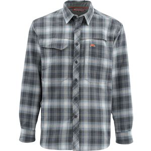Simms Guide Flannel Long-Sleeve Shirt - Men's