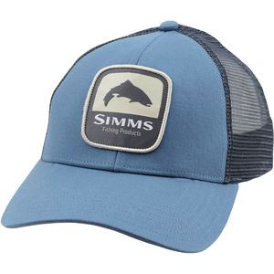 Simms Trout Patch Trucker Hat