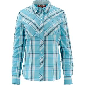 Simms Big Sky Long-Sleeve Shirt - Women's