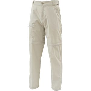 Simms Superlight Zip-Off Pant - Men's