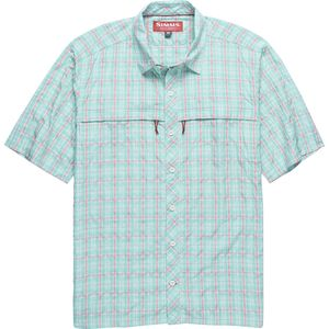Simms Stone Cold Short-Sleeve Shirt - Men's