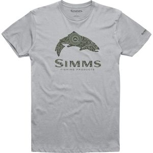 Simms Trout Reel Fill Short-Sleeve T-Shirt - Men's