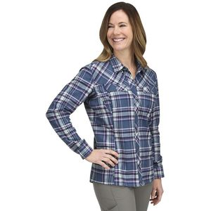 Simms Primaloft Blend Flannel Shirt - Women's
