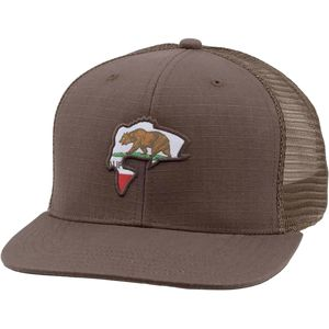 Simms California Patch Trucker Hat
