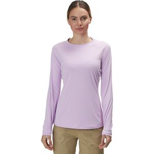 Simms SolarFlex Long-Sleeve Crewneck Shirt - Women's