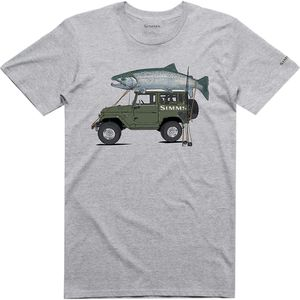 Simms Trout Cruiser T-Shirt - Men's
