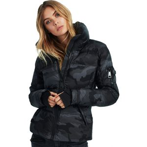 SAM Camo Freestyle Down Jacket - Women's
