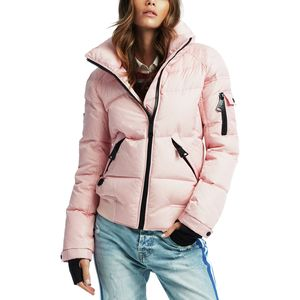 SAM Matte Freestyle Bomber Jacket - Women's