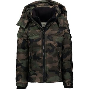 SAM Camo Glacier Down Jacket - Boys'
