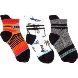 Stance Baby Boy 3-Pack Box Sets Socks
