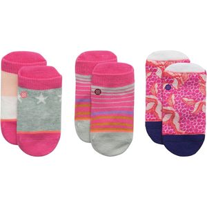 Stance Baby Girl 3-Pack Box Set Socks