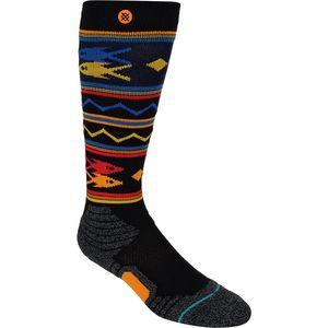 Stance Los Pescados Sock  - Men's