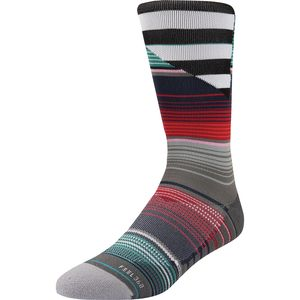 Stance Barder Crew Sock - Men's