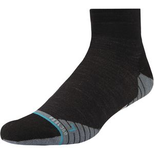 Stance Uncommon Solids Wool Quarter Sock - Men's