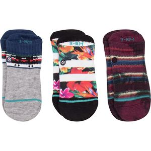 Stance Seapunk Sock - 3-Pack - Infant Boys'