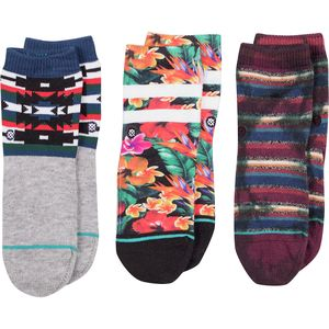 Stance Seapunk Sock - 3-Pack - Toddler Boys'