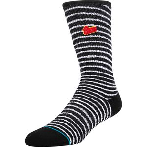 Stance Black Star Sock - Women's