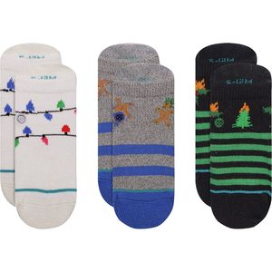 Stance Santarchy Sock - 3 Pack - Infant Boys'