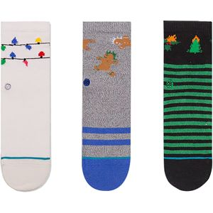 Stance Santarchy Sock - 3 Pack - Toddler Boys'