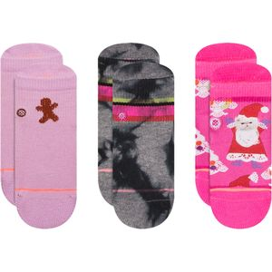 Stance Santipaws Sock - 3 Pack - Infant Girls'