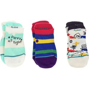 Stance Ride Or Die Sock - 3-Pack - Kids'