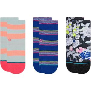 Stance Le Fleur Sock - 3-Pack - Toddlers'