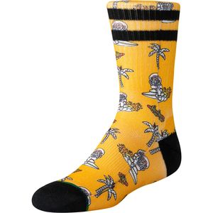 Stance Space Monkey Crew Sock - Kids'