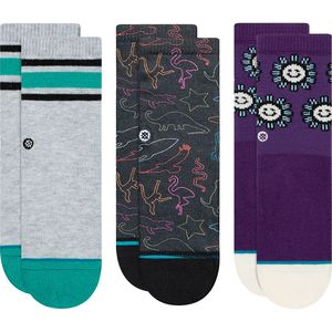 Stance You Are Silly Sock - 3-Pack - Toddlers'